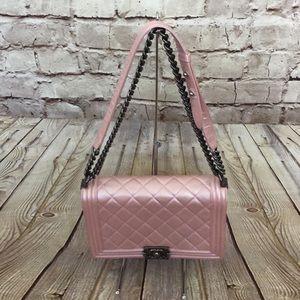 Chanel 2014 boy limited edition handbag